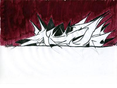 amok sketch 2006